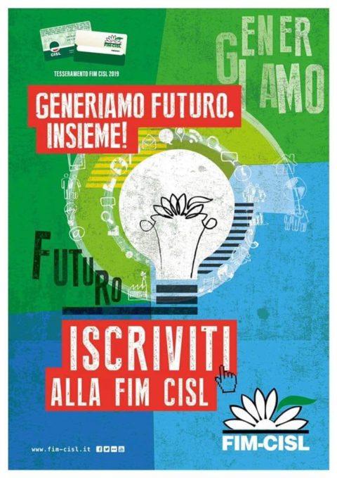 generiamo futuro insieme iscriviti alla FIM