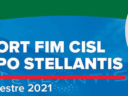 REPORT FIM CISL GRUPPO STELLANTIS